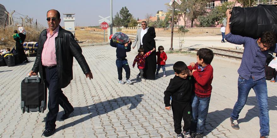 7 bin 741 Suriyeli Cerablus'a döndü