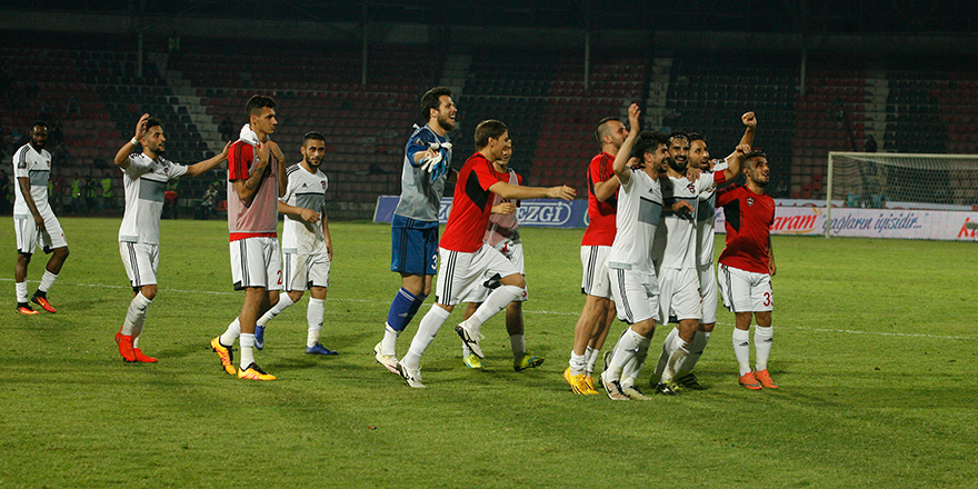 SEN ZORU SEVERSİN GAZİANTEPSPOR'UM