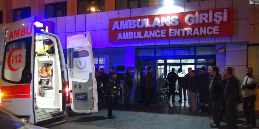Türk askerine saldırdı: 2 yaralı