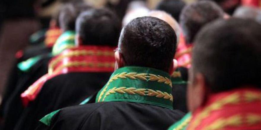 Hakim ve savcıların dosyası Ankara'da
