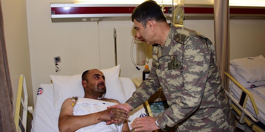 Askerlere ziyaret