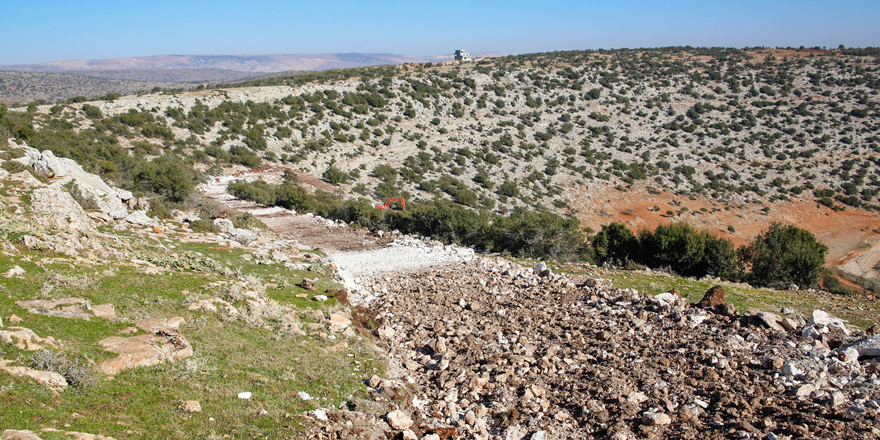 Karasakal'da arazi sorunu kalmadı
