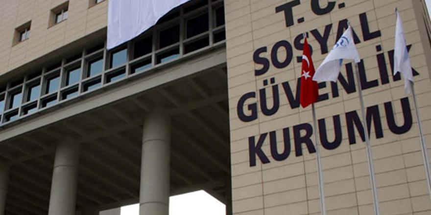 'SGK'ya 34 milyar liralık başvuru oldu'