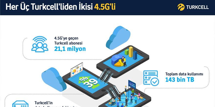 4.5G'yi çok sevdik