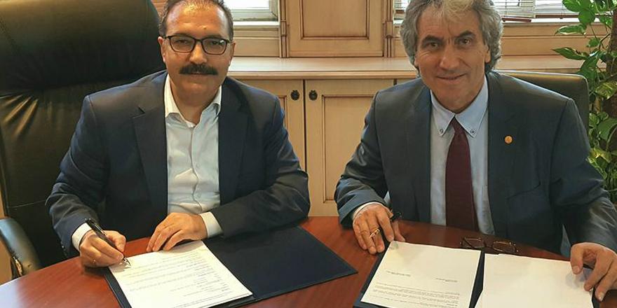 Kafkasya Üniversitesi ile işbirliği
