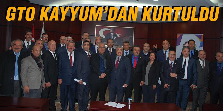 Yeni Başkan Hıdıroğlu