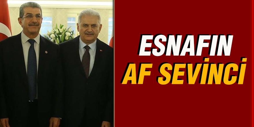 ESNAFIN AF SEVİNCİ