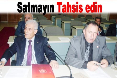 SATMAYIN, TAHSİS EDİN