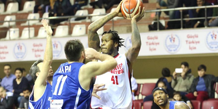 Gaziantep Basketbol süper sonuç