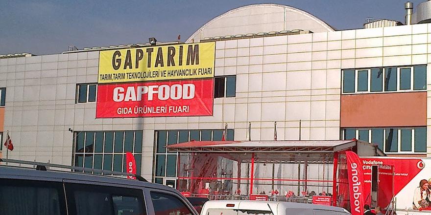 GAP TARIM ve GAP FOOD kapılarını açıyor