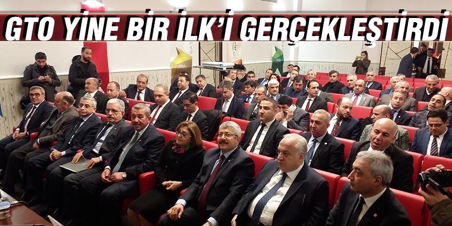 GTO YİNE BİR İLK'İ GERÇEKLEŞTİRDİ