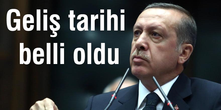 Cumhurbaşkanı Gaziantep'e gelecek