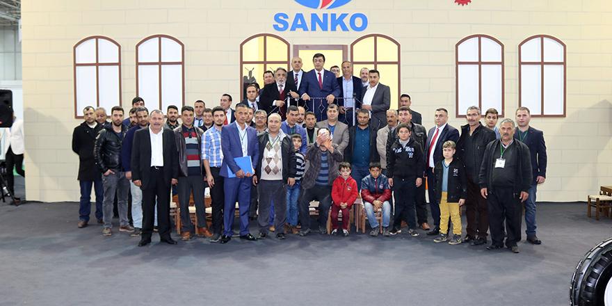 Sanko memnun kaldı