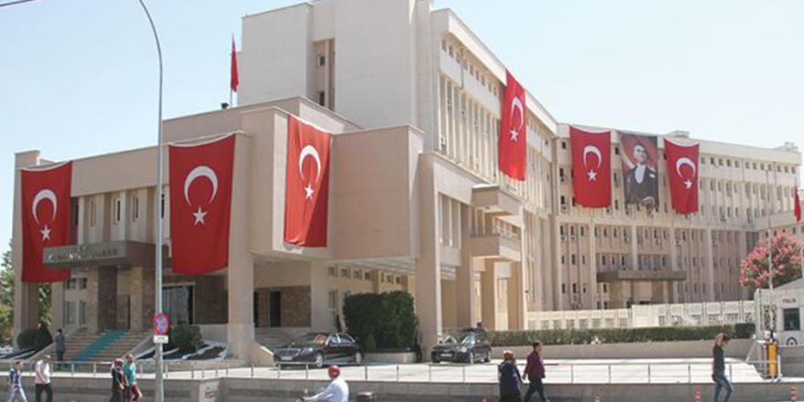 Gaziantep'te toplantı ve gösteri yürüyüşü alanları yeniden belirlendi