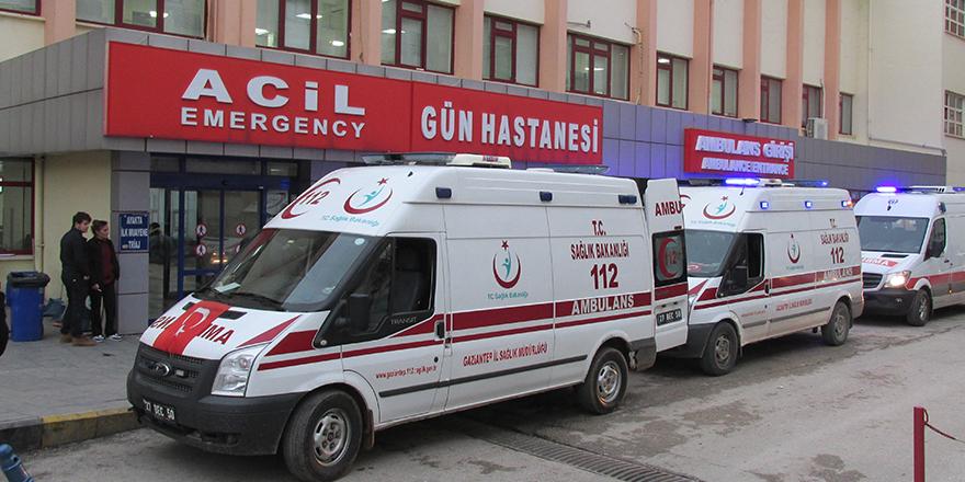 El Bap'ta yaralanan ÖSO askeri Gaziantep'e getirildi