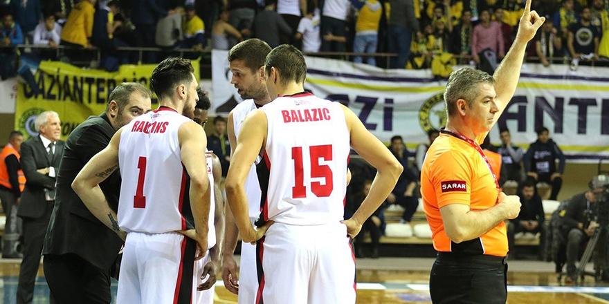 Gaziantep Basketbol seriyi sürdürme peşinde