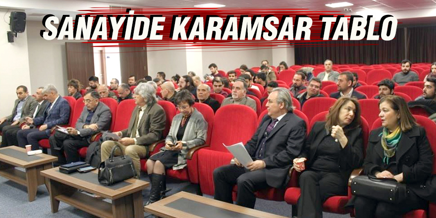 SANAYİDE KARAMSAR TABLO