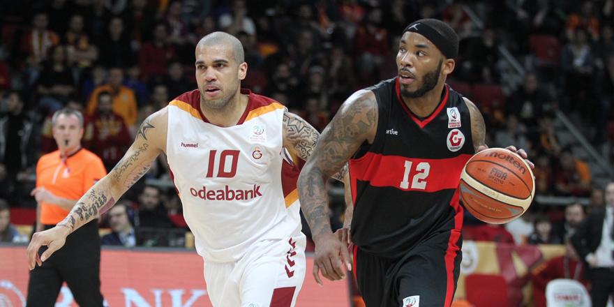 Gaziantep Basketbol'dan süper sonuç