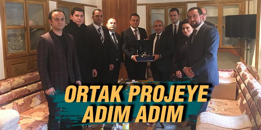 ORTAK PROJEYE ADIM ADIM