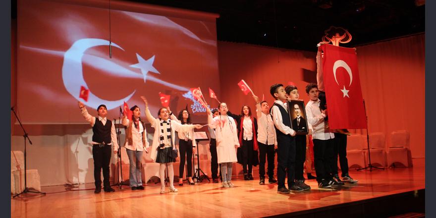 Ünsal Ören'de büyük kutlama