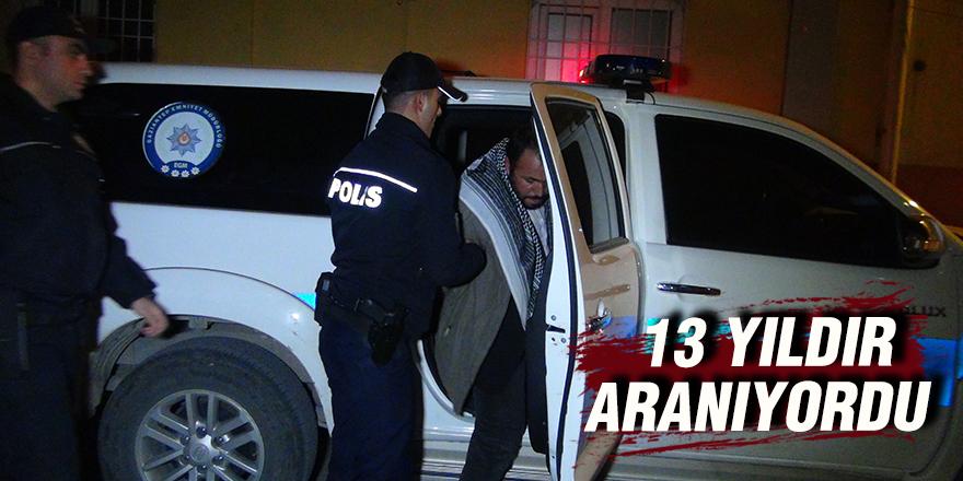 13 YILDIR ARANIYORDU