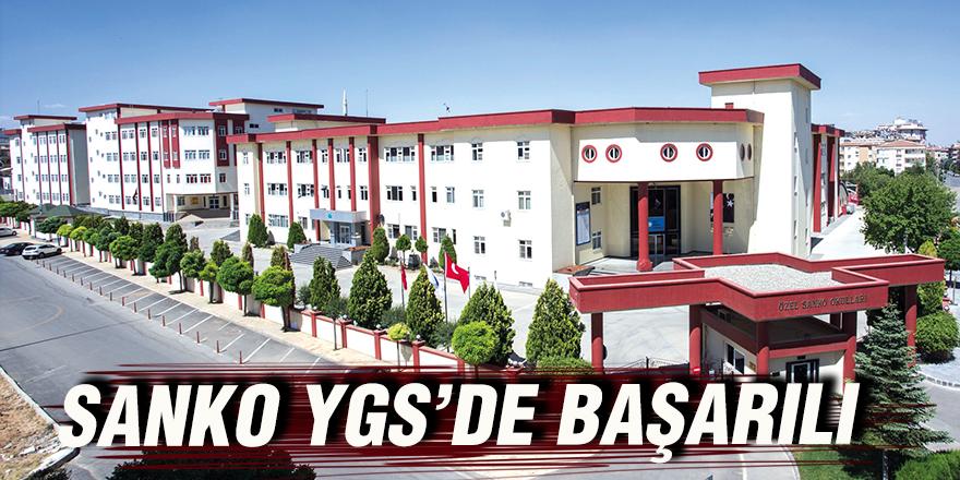 SANKO YGS'DE BAŞARILI