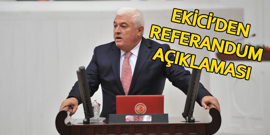 Türk milleti bu tuzağa düşmez
