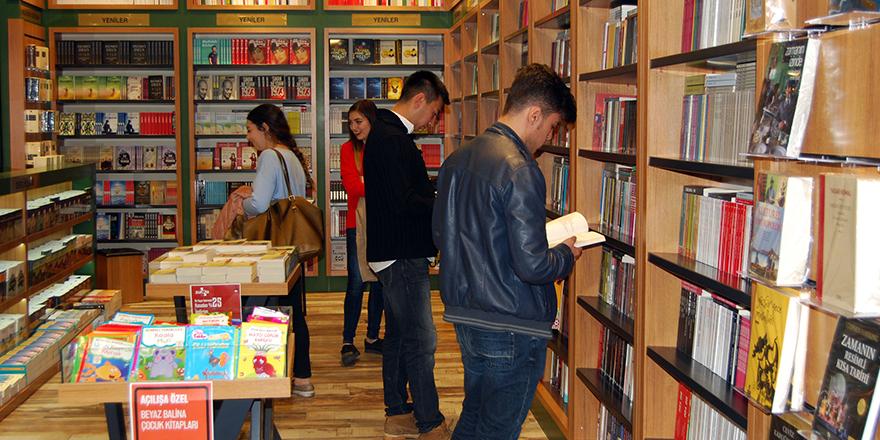 Zukka Kitap Sanko Park'ta