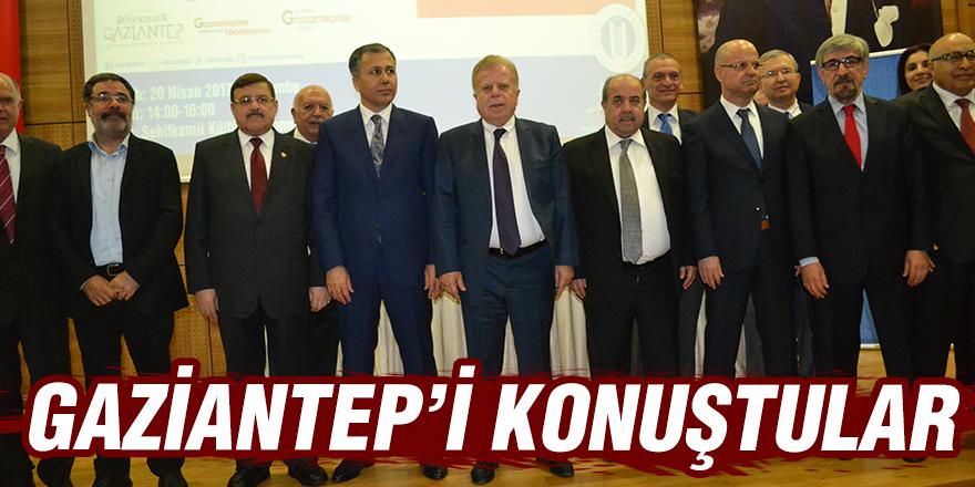 GAZİANTEP'İ KONUŞTULAR