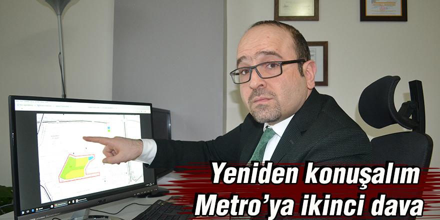 Yeniden konuşalım, Metro'ya ikinci dava