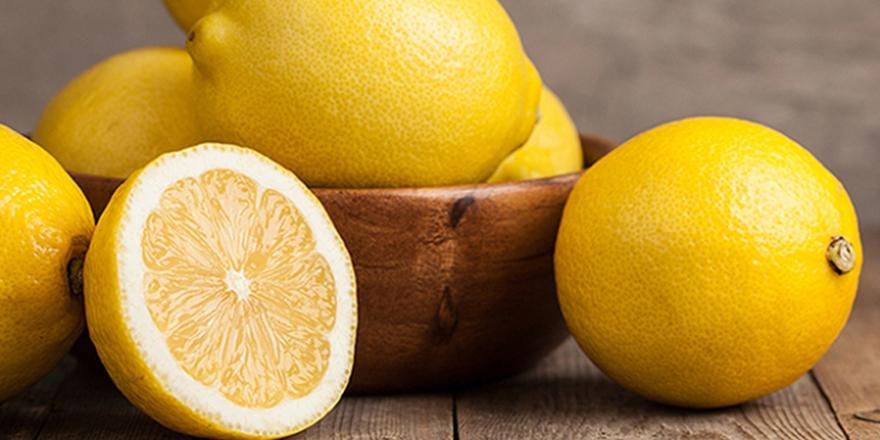 Limonun müthiş faydaları