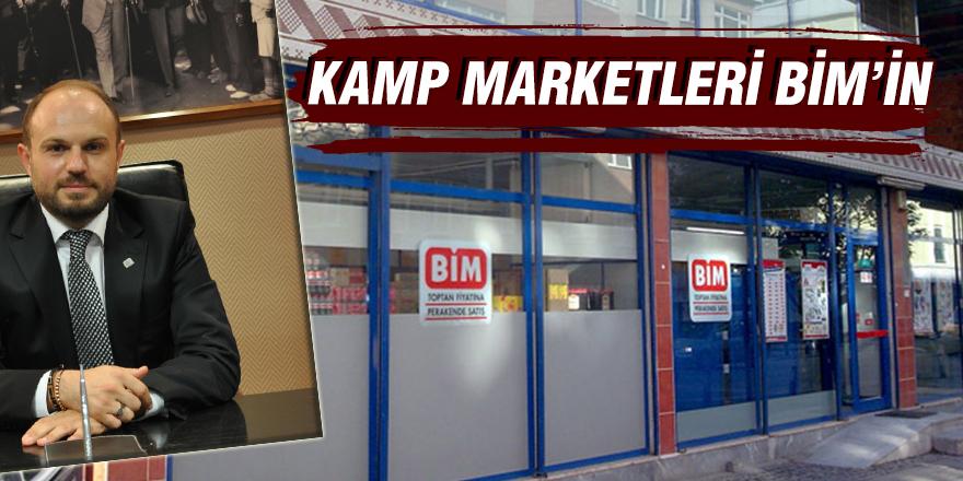 KAMP MARKETLERİ BİM'İN