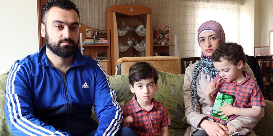 Suriyeli Meryem çocuklarına kavuştu
