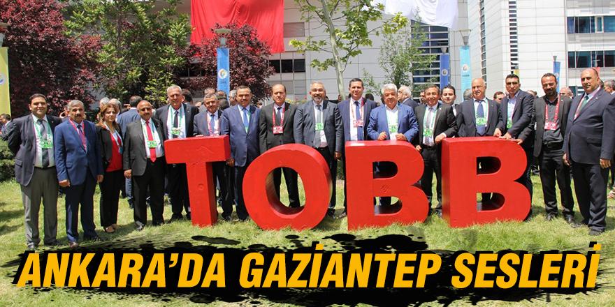 ANKARA'DA GAZİANTEP SESLERİ
