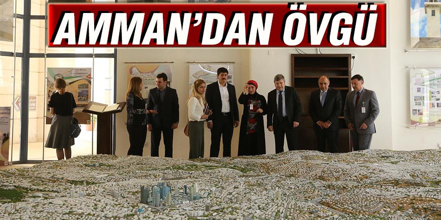 AMMAN'DAN ÖVGÜ