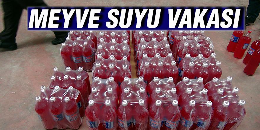 MEYVE SUYU VAKASI