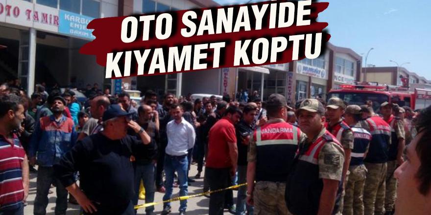 OTO SANAYİDE KIYAMET KOPTU