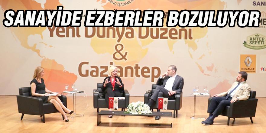 SANAYİDE EZBERLER BOZULUYOR