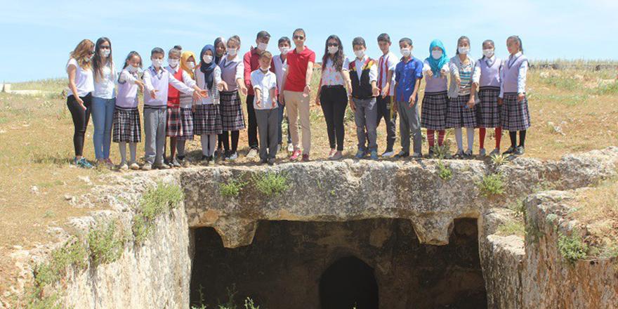 TÜBİTAK Gaziantep'in tarihi yerlerini araştırıyor