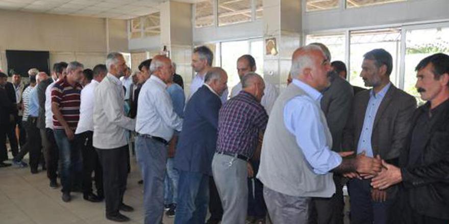 Nizip'te husumetli aileler barıştı