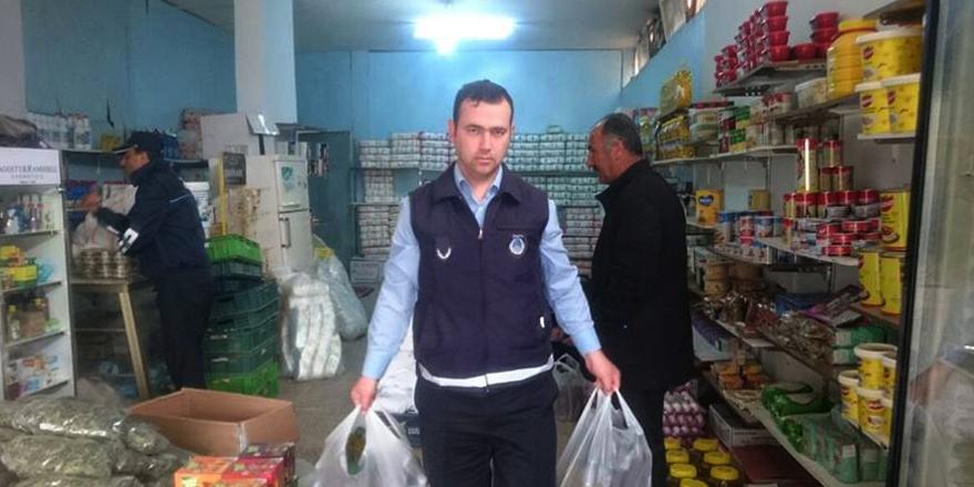 Suriyelilerin iş yerlerine denetim