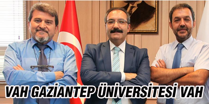 Vah Gaziantep Üniversitesi vah