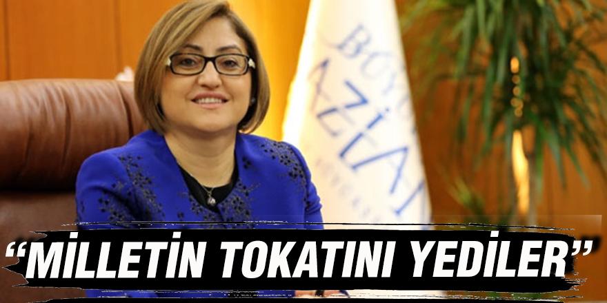 """""""MİLLETİN TOKATINI YEDİLER"""""""