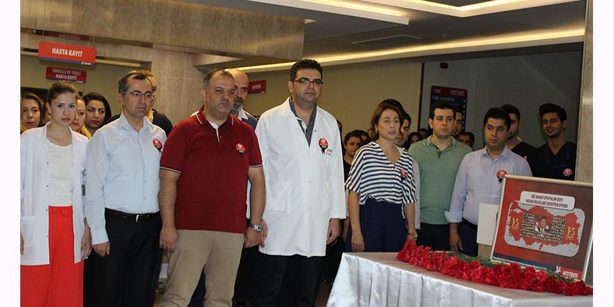 Hatem'de özel etkinlik