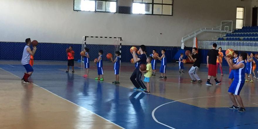 Basketbol sevgisi büyüyor