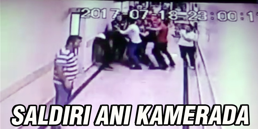 Saldırganlar tutuklandı