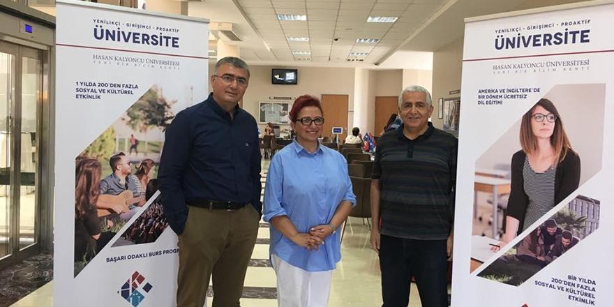 Kalyoncu'da bilimsel bilgi vurgusu