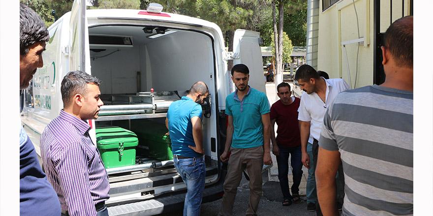 El Bab'da yaralanan Suriyeli öldü