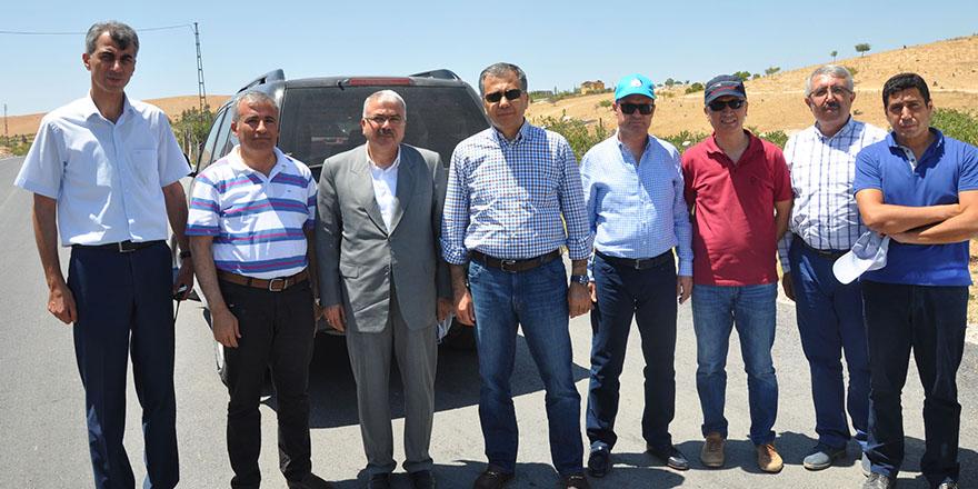 Nizip - Gaziantep yolu duble oluyor