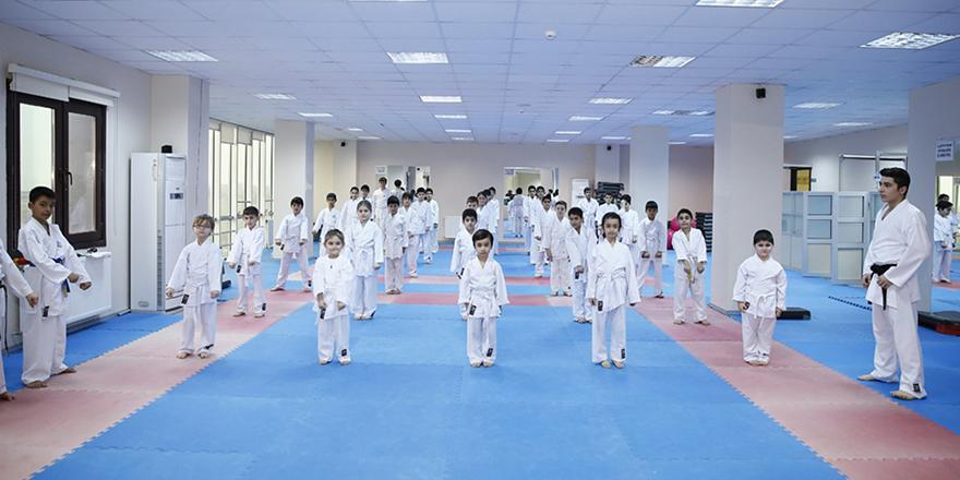 Taekwondo'da eğitimler sürüyor